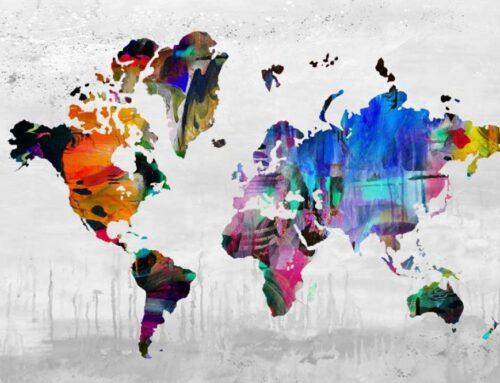 Abstrakte malerier – Værd at overveje ved køb af abstrakte malerier online