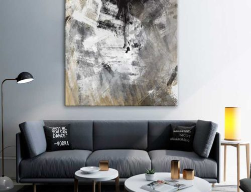Store malerier – Du bestemmer selv størelsen!